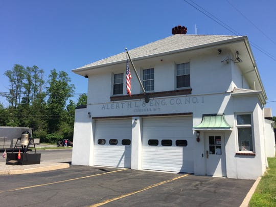 Congers fire department's current headquarters is located at 64 Lake Road and was built in the 1930s. June 12, 2017
