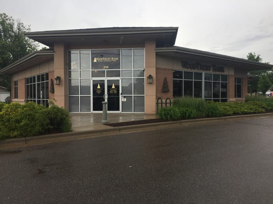 WoodTrust Bank's newest location in Wausau at 210 E.