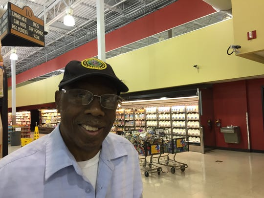 Jim Washington, 82, was hoping to find better deals at the Marsh store in Broad Ripple on Thursday. The liquidation sale began and most items were discounted 10 to 20 percent.