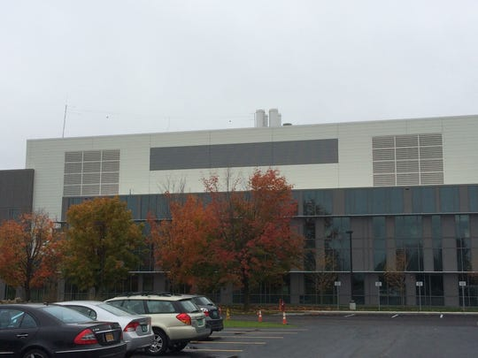 The Vermont Department of Health Laboratory, pictured