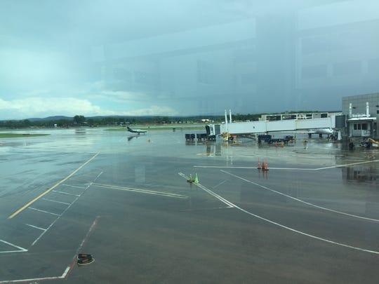 Burlington International Airport on Tuesday, June 20.