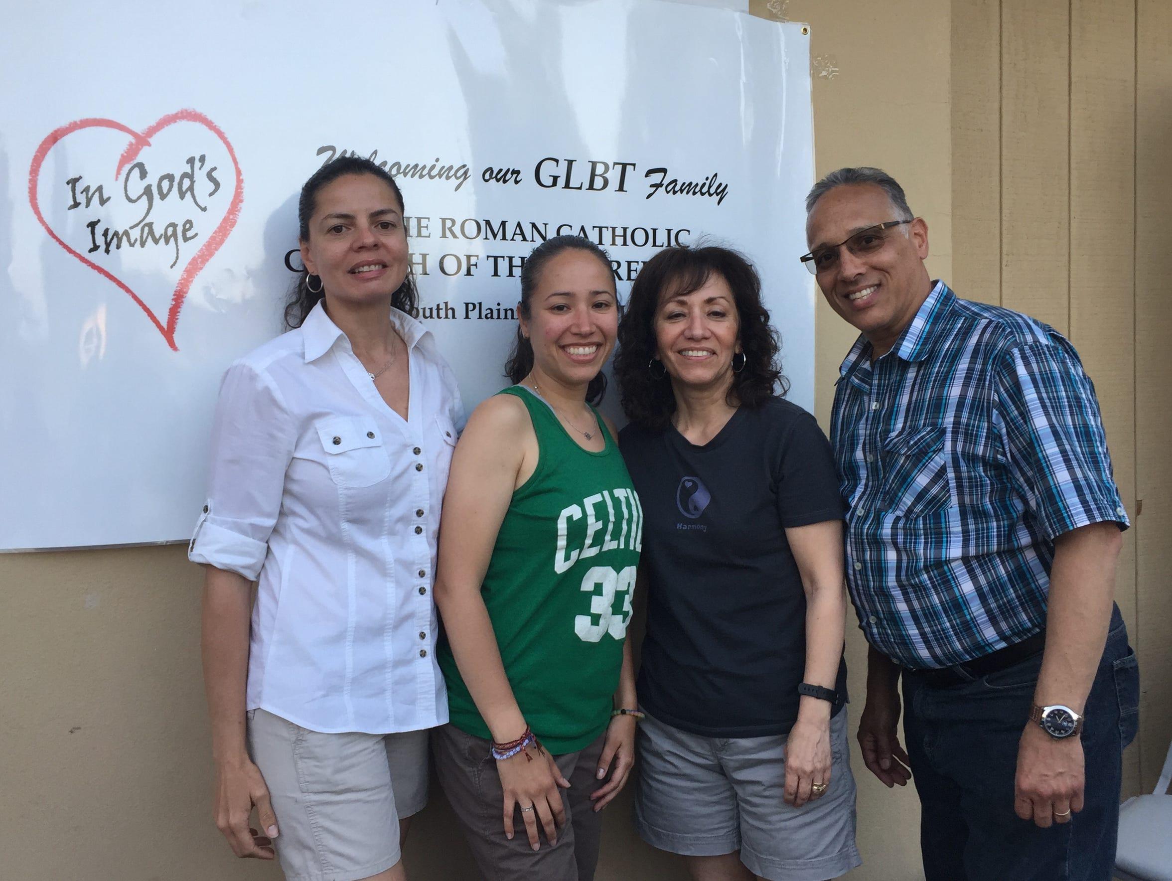 On July 14, Lorrie Garcia of Union City, Eva, Nora