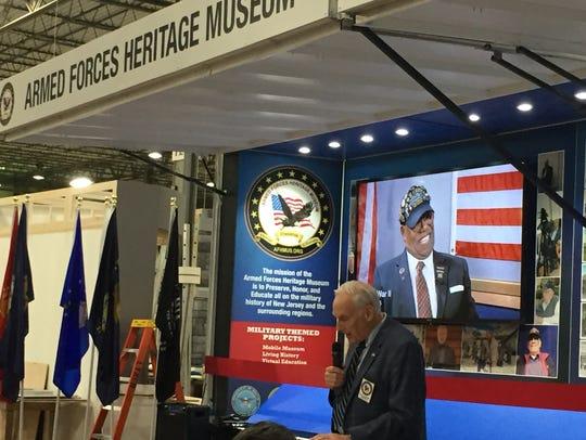 Armed Forces Heritage Museum President Robert von Bargen