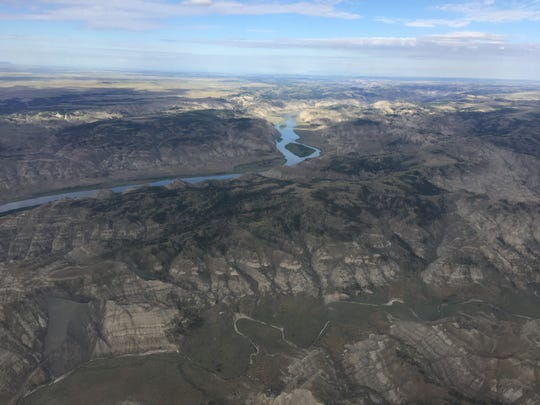 The Trump administration's Interior Department is reviewing national monuments including the Upper Missouri Breaks National Monument north of Lewistown.