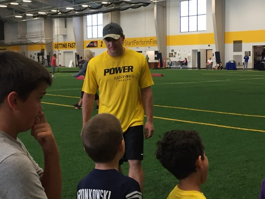 Zach Zenner hopes to build on promising second season