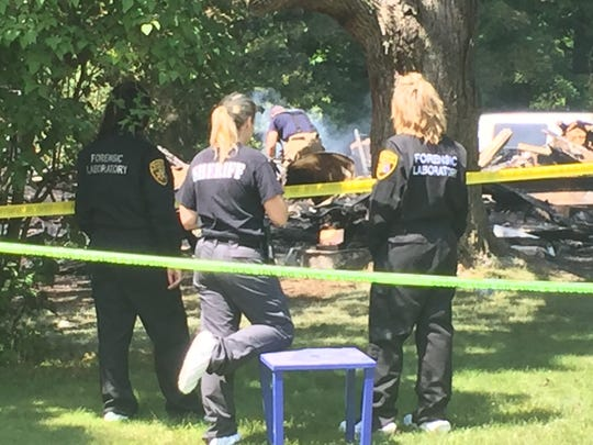 Oakland County Sheriff's staff are investigating the