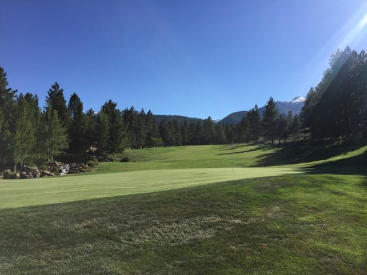 Barracuda golf tournament