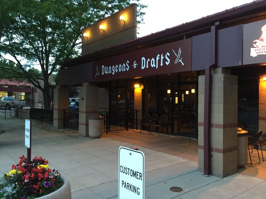 Dungeons & Drafts tavern in Fort Collins plans a three-day grand opening celebration this weekend.