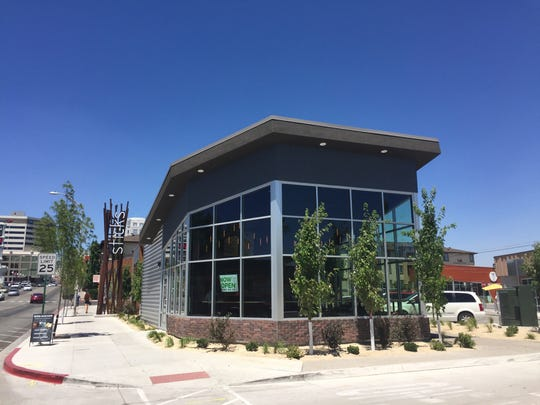 BasikAçaiCafé opened July 10, 2017, in the Sticks development in Midtown Reno. The restaurants serves açai bowls and smoothies.