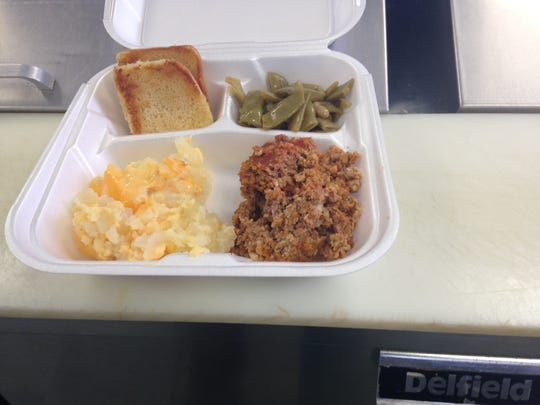 Hump's features daily specials for $5.89. Featured on Wednesdays are meat loaf, beans, garlic cheese potatoes and rolls.