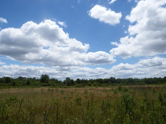 An open prairie at Pike Run Wildlife Area in Nichols