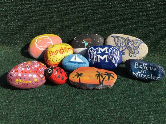 """Michael's Miracles, the Raritan Borough-based nonprofit organization that supports Type 1 diabetic children and their families, recently started a national rock group for theirfollowers, friends and families. Called, """"This Little Rock of Mine,"""" the group encourages families and friends to paint the rocks with a Type 1 diabetic child and a wish in mind."""