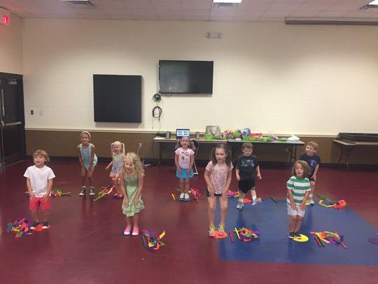 "Students perform at WCPR ""Disney Favorites Performing"