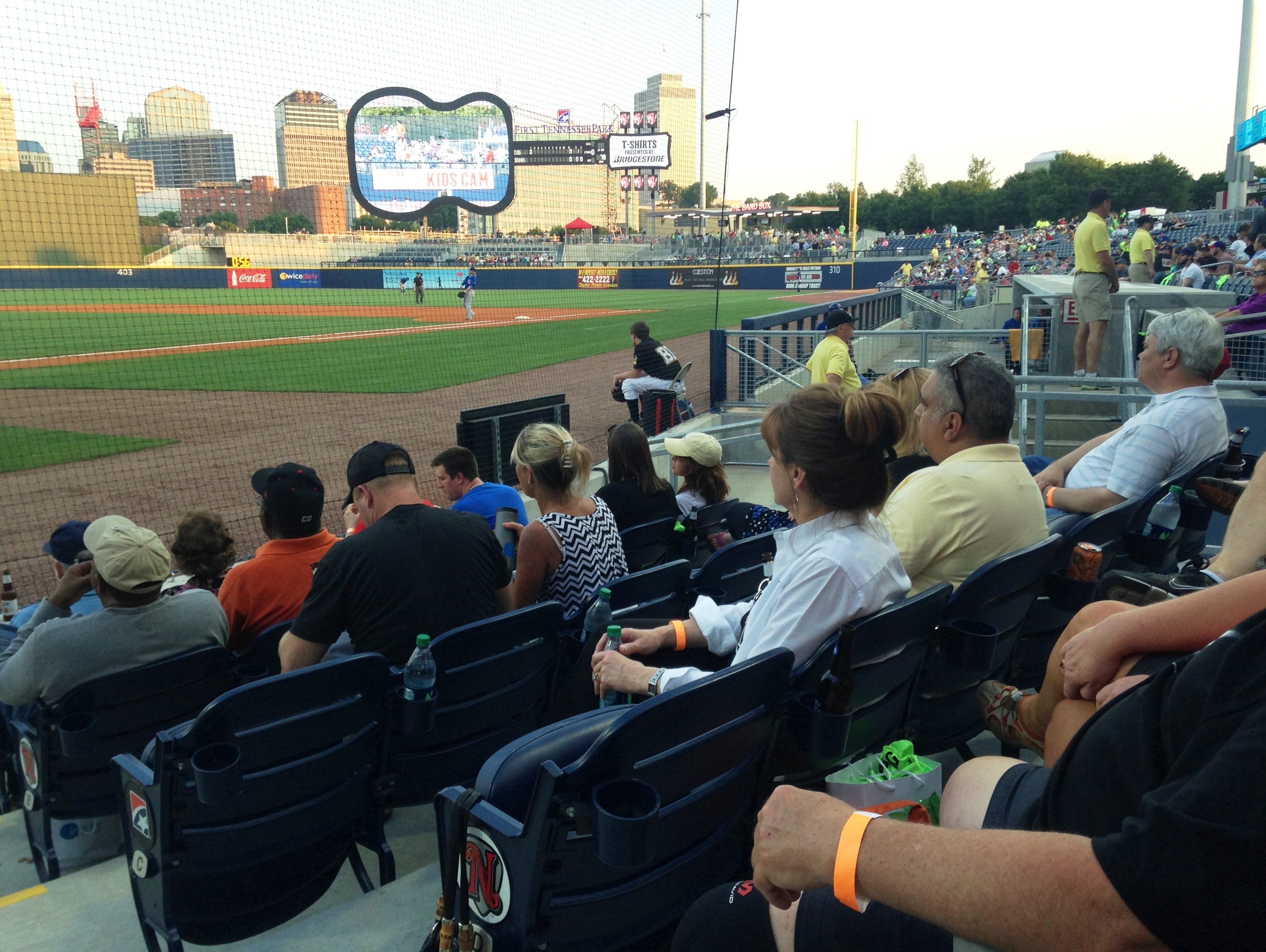 We're hosting 40 Insiders for a VIP night at the First Tennessee Park at Sounds vs. Omaha. Enter to win by July 5th!