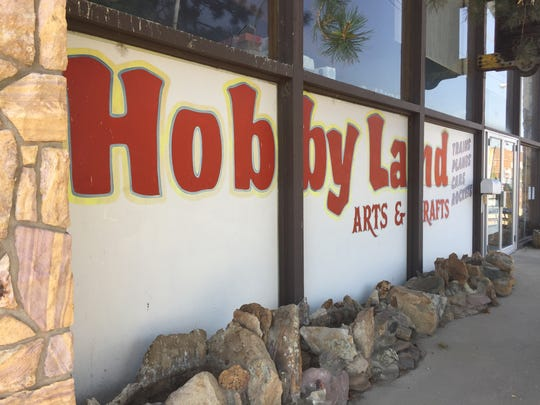 Hobbyland, which had been open more than 50 years, closes its doors Aug. 31.