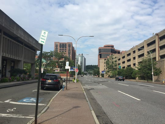 A protected, dedicated bike lane is being planned for Martine Avenue in White Plains.