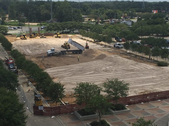 Florida State's Langford Green is being updated and refreshed before the 2017 football season.