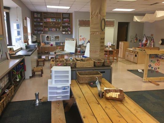 INI new classroom