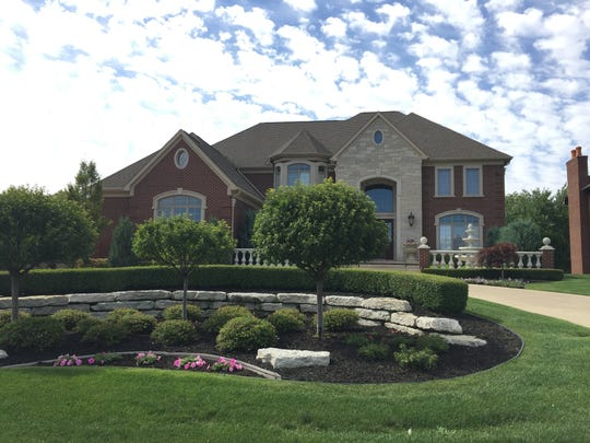 The Rochester Hills home of Al Iacobelli
