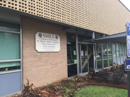 SMILE CAA office