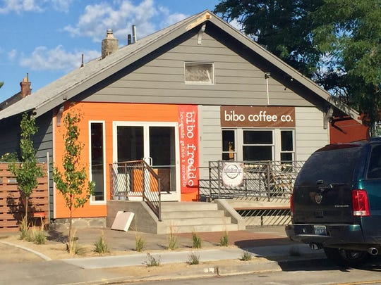 Bibo Coffee Co. shop in Midtown Reno.