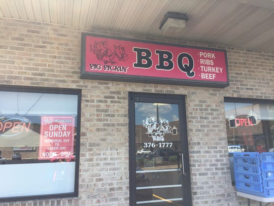 Young's BBQ, a staple since 1995, is located in the