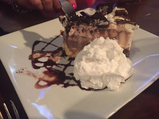 Spurlocks' Ice Cream Dream is a sweet way to end a