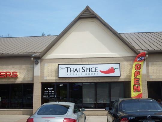 The Thai Spice Noodle House in Iowa City on Aug. 5,