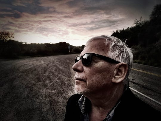 Eric Burdon, who still has a home in Joshua Tree, now