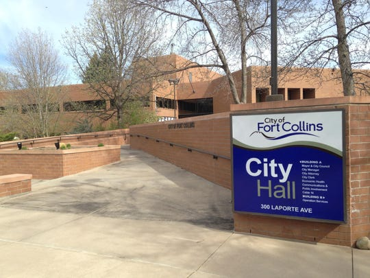 The Fort Collins City Council meets at city hall, 300 Laporte Ave.