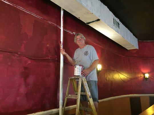 Chuck Miller leads a nonprofit revitalization group