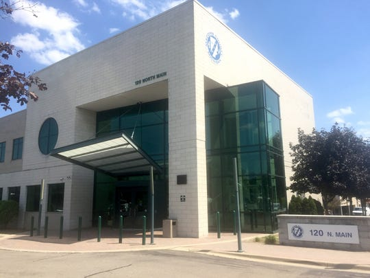 The newly-renovated space for Macomb County vital records