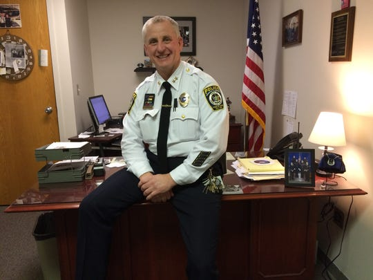 Gates Police Chief Jim VanBrederode