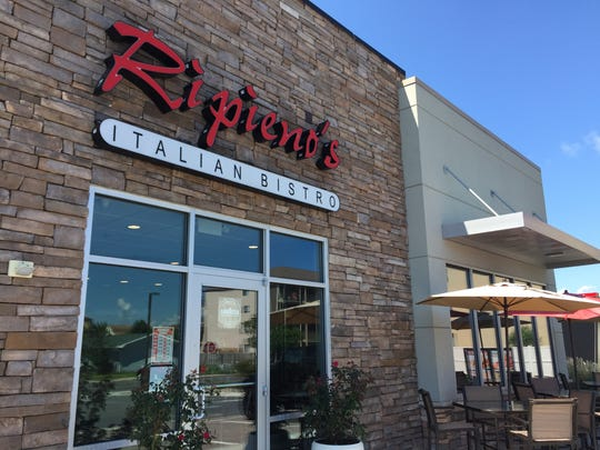 Attached to the Burger King at 33rd and Coastal Highway in Ocean City, Ripieno's Italian Bistro opened in April.