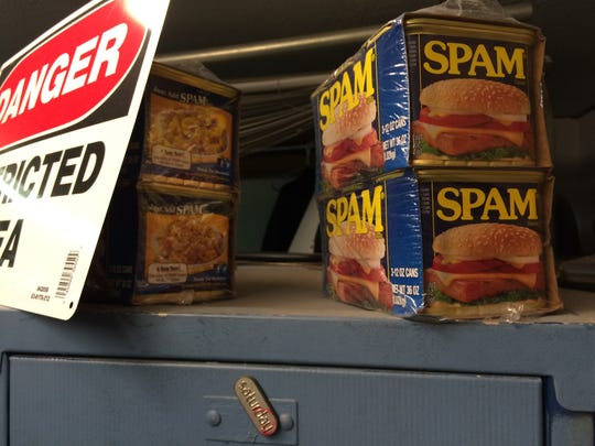 Is it time to lay in the Spam?