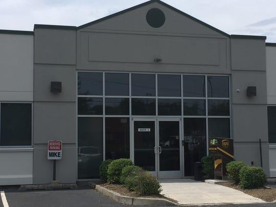 Corporate Bailout's headquarters in Tinton Falls.