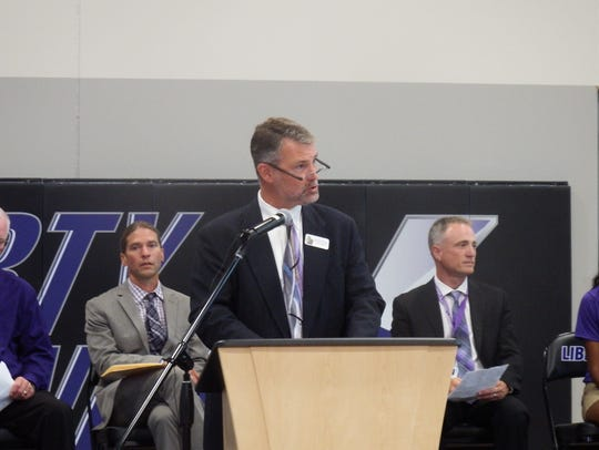 Iowa City Community School District superintendent