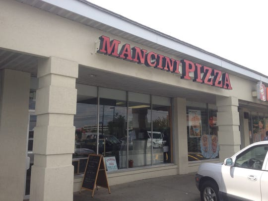 Mancini Pizza in East Brunswick is in the middle of