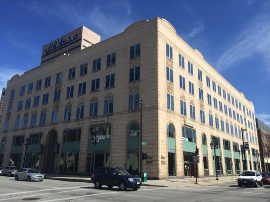 Milwaukee Journal Sentinel building