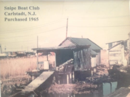 The Snipe Boat Club is pictured when the club's house