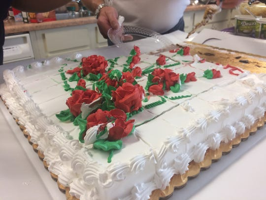 Lenore Ehlert celebrated her 100th birthday at a party