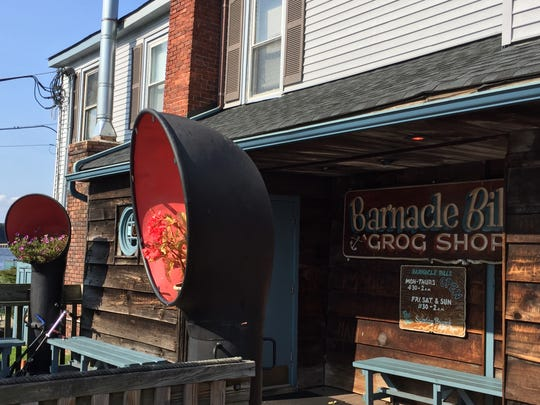 Barnacle Bill's in Rumson is lively and kid-friendly.