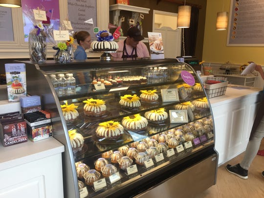 Nothing Bundt Cakes opened in Murfreesboro Aug. 16, 2017.
