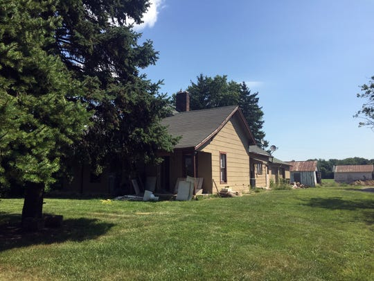 The Hotel Tango Whiskey team will renovate this farmhouse into a rental property or Airbnb.