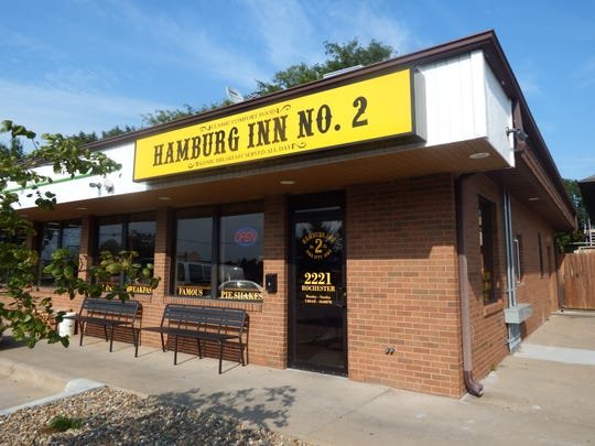 The Hamburg Inn No. 2 location at 2221 Rochester Ave. in Iowa City is shown on Aug. 25, 2017.