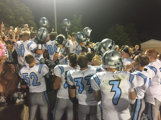 LANSING CATHOLIC FOOTBALL