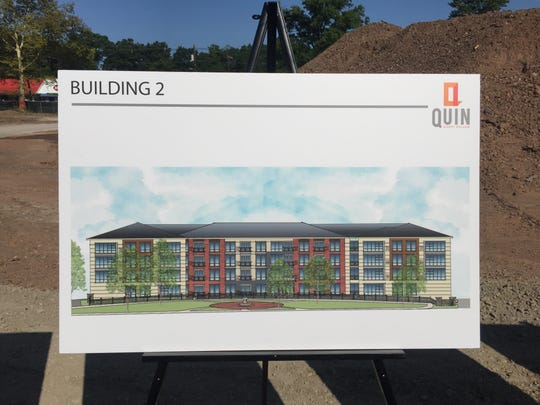 One of the amenities that is planned to be included at Quin Sleepy Hollow, the largest residential redevelopment project in the history of Plainfield.
