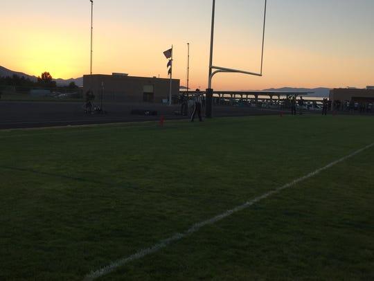 Prep football, Friday, Sept. 1: 7 p.m., Foothill at