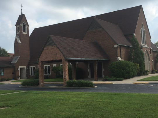 Bethel United Church of Christ on North Green River Road.