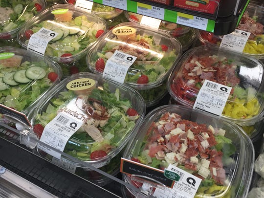 """QuickChek continues to redefine """"fresh convenience"""" as it celebrates its 50th anniversary. Taking its ability to provide fresh products and food-to-go to a new level, the Whitehouse Station-based chain opened its 150th store Tuesday. The new QuickChek on Applegarth Road in Monroe is the first to reflect the new concept."""